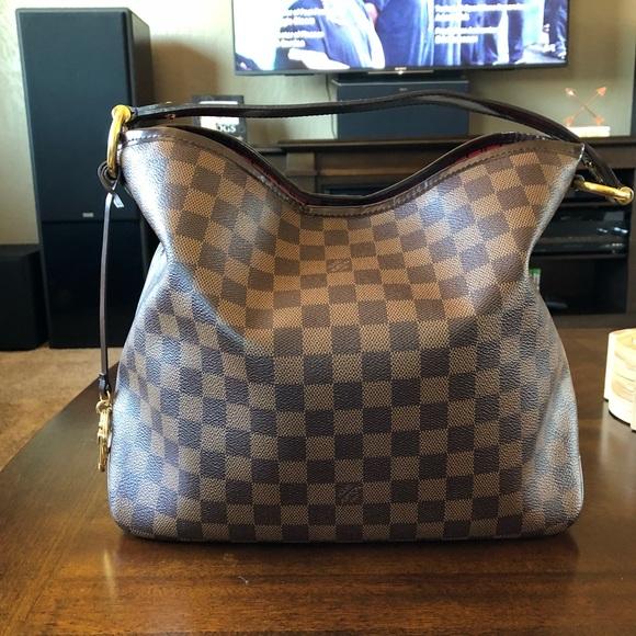 77fd95f21bff Louis Vuitton Handbags - 🌸 Louis Vuitton Delightful PM Damier Ebene 🌸